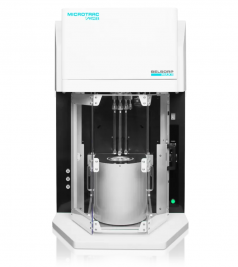BELSORP MAX II Surface Area & Pore Size Distribution Analyzer