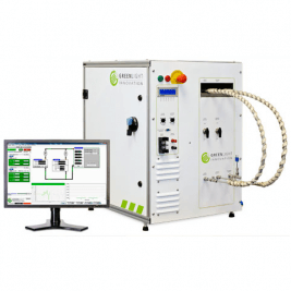 PEM Fuel Cell Single Cell Test System