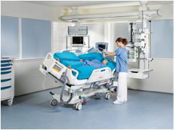 LINET - Critical Care Unit bed